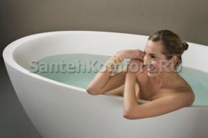 Почему Balteco XONYX™ Solid Surface - лучший материал для ванн?