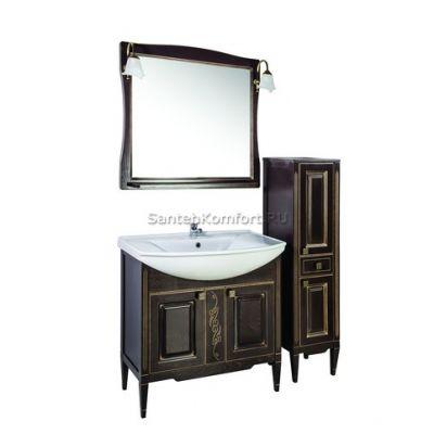 АСБ-Мебель Комплект мебели Модена 85 орех