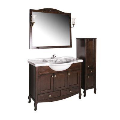 АСБ-Мебель Комплект мебели Флоренция 105 бук тироль