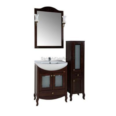 АСБ-Мебель Комплект мебели Флоренция 65 витраж бук тироль