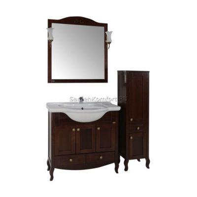 АСБ-Мебель Комплект мебели Флоренция 85 бук тироль