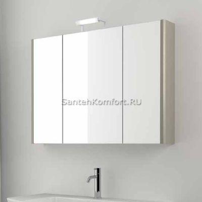 Зеркальный шкаф Berloni Bagno SN47/100 (100х70 см)