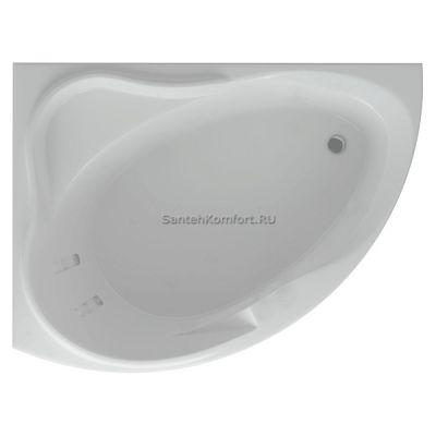 Угловая ванна Акватек Альтаир L (158х119 см)