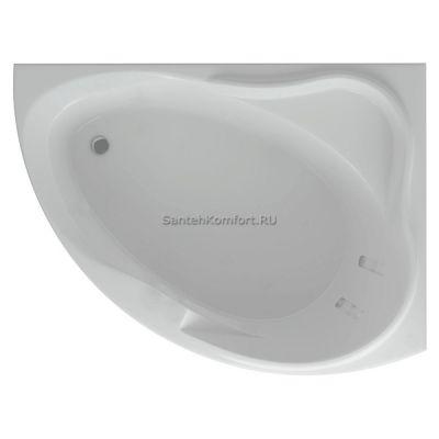 Угловая ванна Акватек Альтаир R (158х119 см)