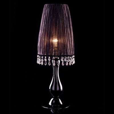 Лампа настольная Beby La Femme 7700/1L Black