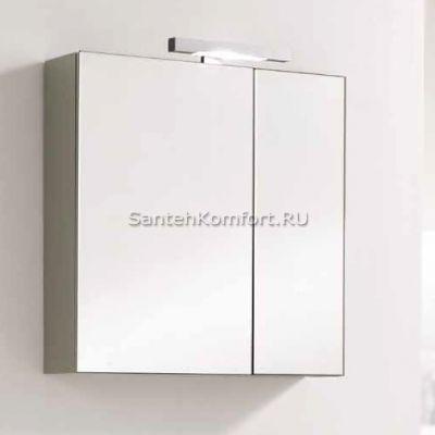 Зеркальный шкаф Berloni Bagno SN02/100 SX (70х70 см)