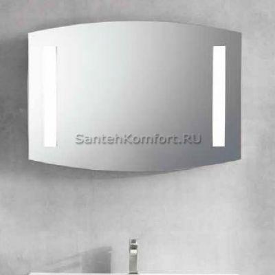 Зеркало Berloni Bagno SQ410 (100х63 см)