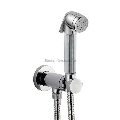 Гигиенический душ со смесителем Bossini NIKITA E37008CR
