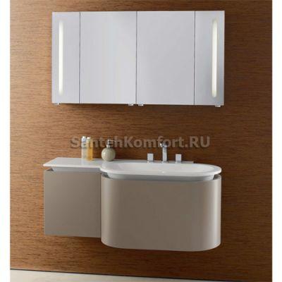 Мебель для ванной Burgbad LAVO (120 см) камыш