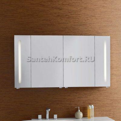 Burgbad LAVO зеркальный шкаф 122,5х64 см