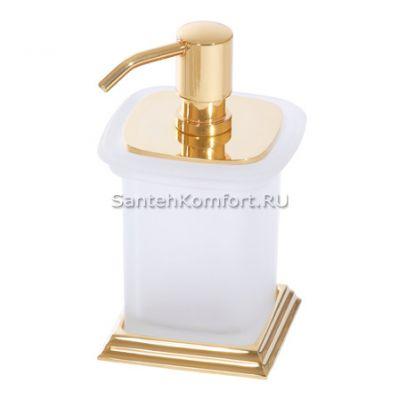 Настольный дозатор для жидкого мыла CAMEYA Boston G1512
