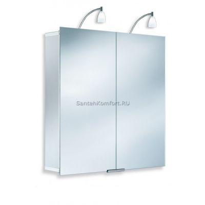 Зеркальный шкаф HSK (75x75) 1102075B