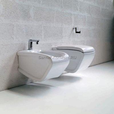 Биде подвесное Hidra Ceramica Hi-Line HIW 14 (55x38 см)