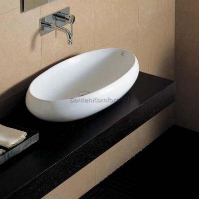 Раковина Hidra Ceramica Tao TA21 (75х43 см)