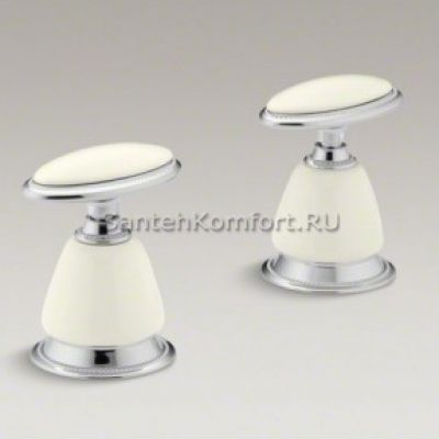 Kohler накладки для ручек смесителя K-258-96