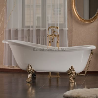 Ванна Romance Collection ROMANCE 167x75 (бел)