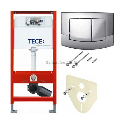 9400005 – комплект для установки подвесного унитаза с панелью смыва ТЕСЕambia