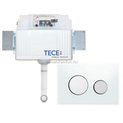 К041660 – комплект для установки напольного унитаза с панелью смыва ТЕСЕloop
