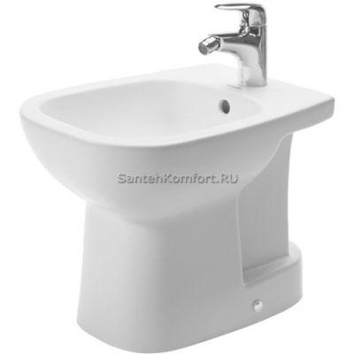 Биде напольное Duravit D-CODE (53x36 см), 223710