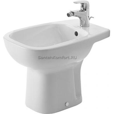 Биде напольное Duravit D-CODE (54x35 см), 223810