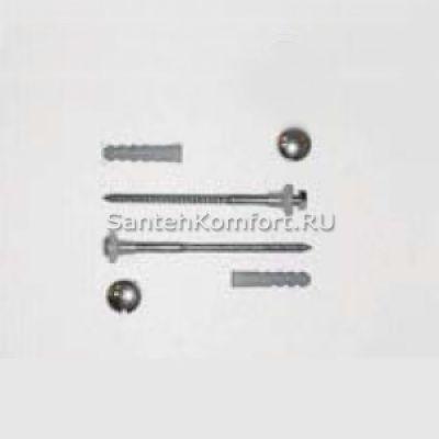 Крепеж для напольного унитаза/биде 9001 (хром)