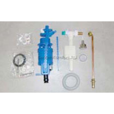 Механизм смыва для бачка 9101 (хром)
