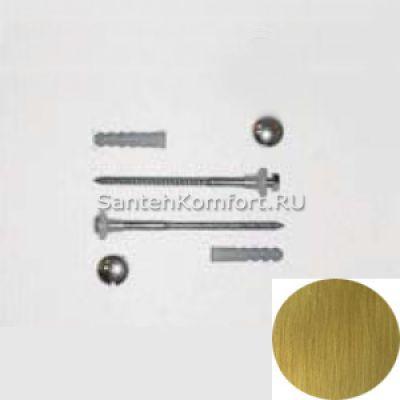 Крепеж для напольного унитаза/биде 9001 (бронза)