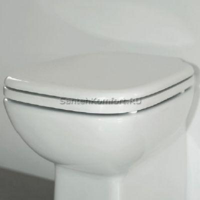 Сиденье с крышкой для унитаза Flaminia Sprint SRCW01