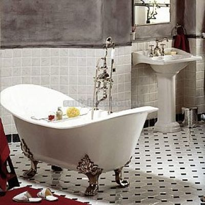 Ванна чугунная Herbeau Bathtub Imperiale 180х77
