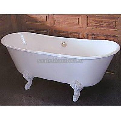 Ванна чугунная Herbeau Bathtub Princesse 170х70