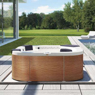 Бассейн Jacuzzi Delfi Freestanding (190x190 см)