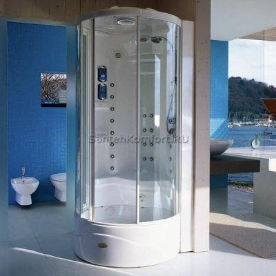 Душевая кабина Jacuzzi FLEXA TOWER (90x90) ELT8